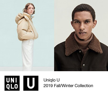 UNIQLO U FALL/WINTER 2019 | AVAILABLE SEPTEMBER 26TH