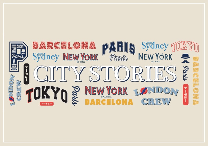 CITY STORIES | DISPONIBILE ORA