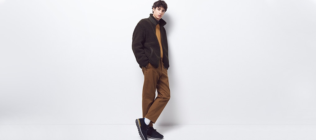 EZY Ankle Length Trousers