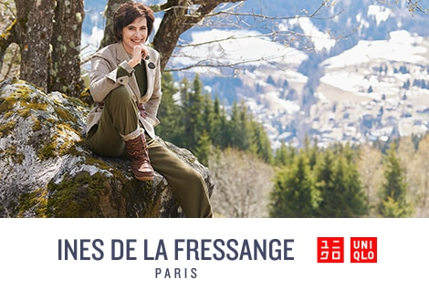 INES DE LA FRESSANGE FALL/WINTER 2019 | AVAILABLE NOW