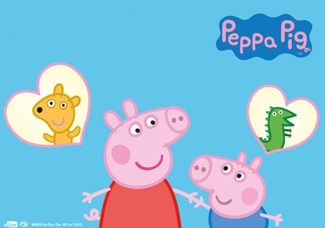 PEPPA PIG | AVAILABLE NOW