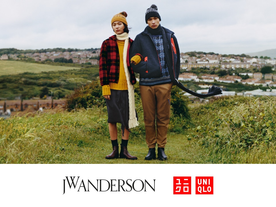 UNIQLO AND JW ANDERSON FALL/WINTER 2019 | AVAILABLE 8AM OCTOBER 17TH