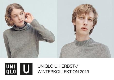 UNIQLO U HERBST/WINTER 2019