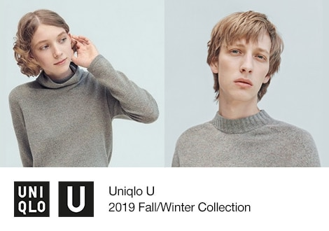 UNIQLO U FALL/WINTER 2019 | AVAILABLE NOW