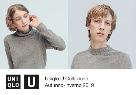 UNIQLO U AUTUNNO-INVERNO 2019