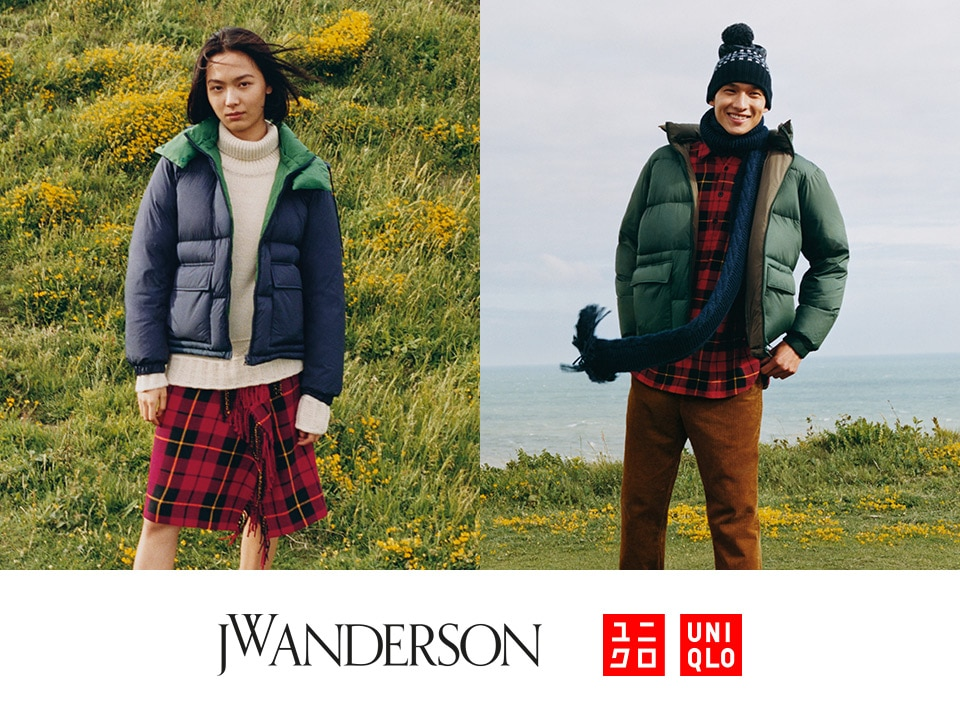 UNIQLO AND JW ANDERSON FALL/WINTER 2019 | AVAILABLE NOW