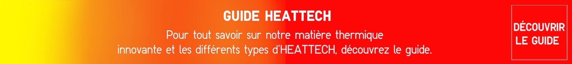 Heattech banner