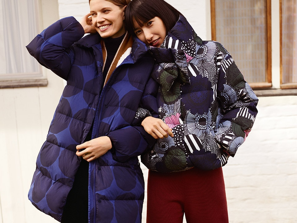 UNIQLO X MARIMEKKO | AVAILABLE NOVEMBER 28TH