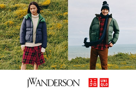 UNIQLO AND JW ANDERSON | AVAILABLE NOW