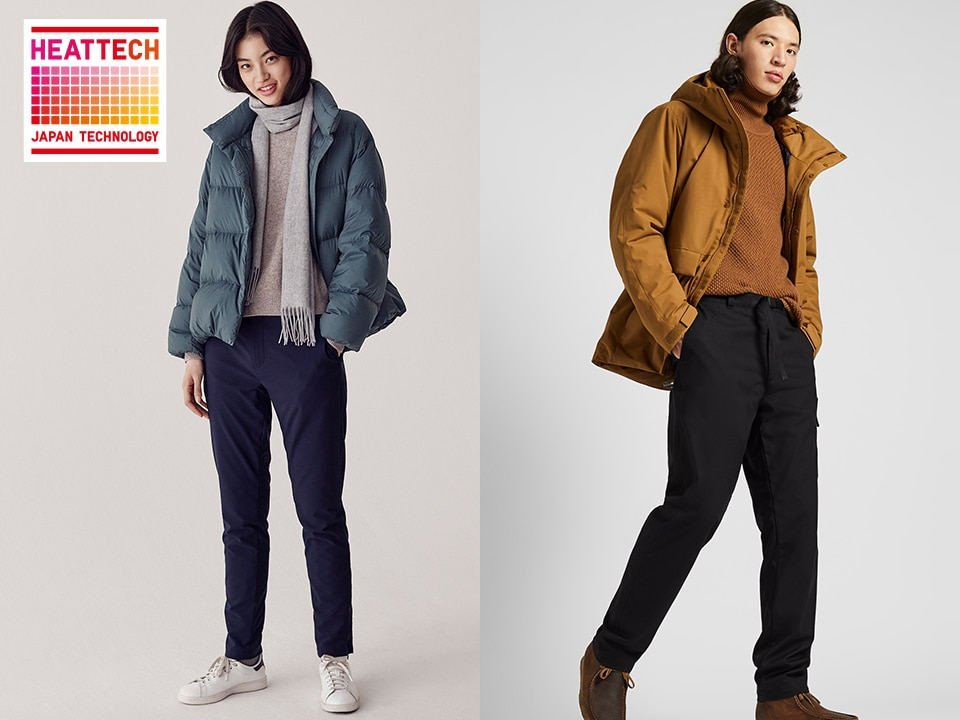 STEP UP YOUR WINTER WARDROBE