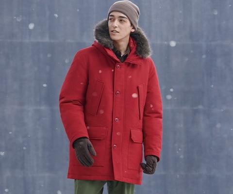 Men Coats & Jackets   Ultra Light Down Coats, Jackets & Vests   Blocktech  Raincoats & Parkas   UNIQLO
