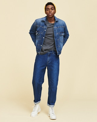 JEAN 3D ULTRA LÉGER TAPERED COUPE REGULAR
