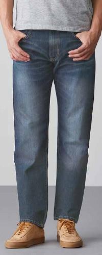 Jeans Coupe Classique