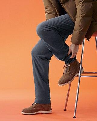 Pantalones Polares De Hombre Uniqlo Es