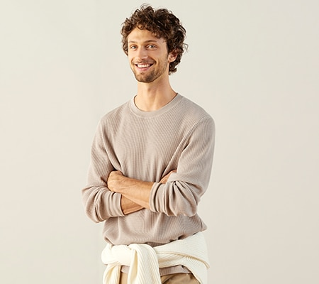 Men Long Sleeved T Shirts | UNIQLO