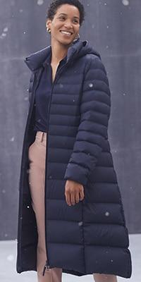 Women Coats & Jackets   Ultra Light Down Coats, Jackets