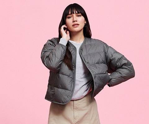 Women's Down Coats & Jackets | UNIQLO