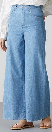 Super Wide Jeans