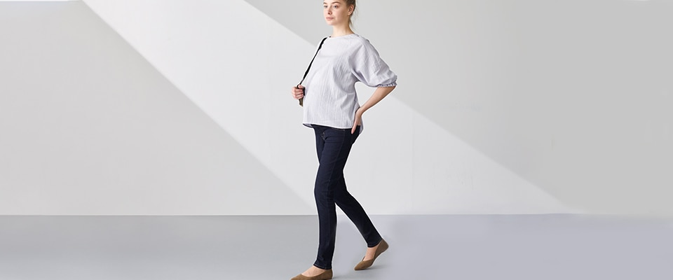 ULTRA STRETCH MATERNITY JEANS (TALL)