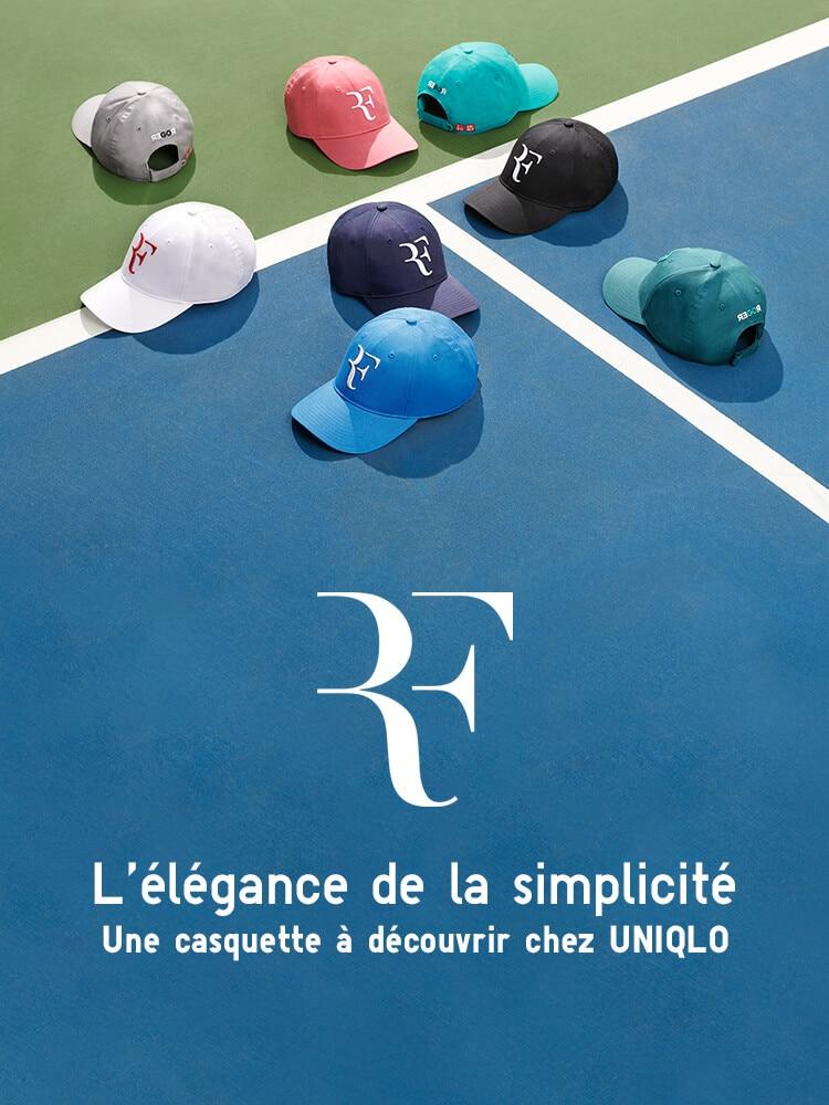 Roger Federer RF Cap