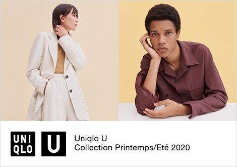 UNIQLO U AUTOMNE-HIVER 2019