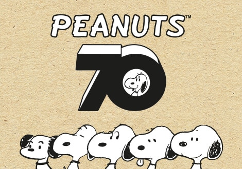 PEANUTS 70 UT COLLECTION