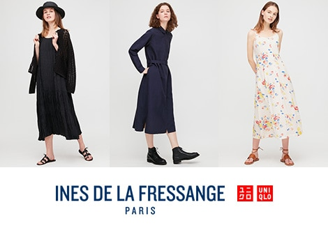 INES DE LA FRESSANGE SPRING/SUMMER 2020 | AVAILABLE NOW