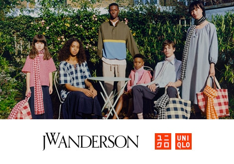 JW ANDERSON SPRING/SUMMER 2020 | AVAILABLE NOW