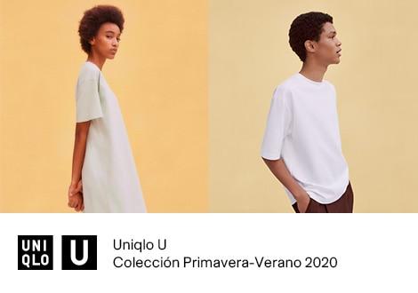 UNIQLO U PRIMAVERA-VERANO 2020: YA DISPONIBLE