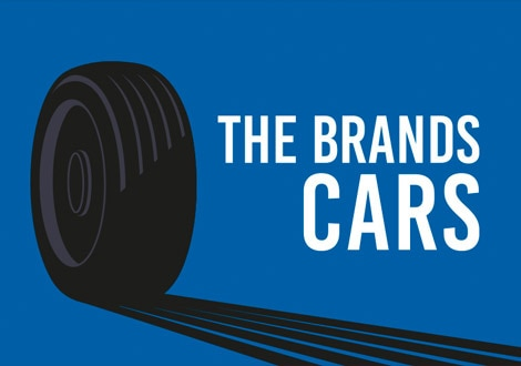 THE BRANDS CARS UT COLLECTION