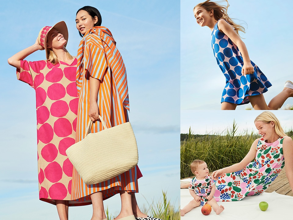 UNIQLO X Marimekko | AVAILABLE APRIL 23RD