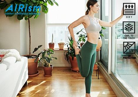 AIRISM SOFT ACTIVE LEGGINGS