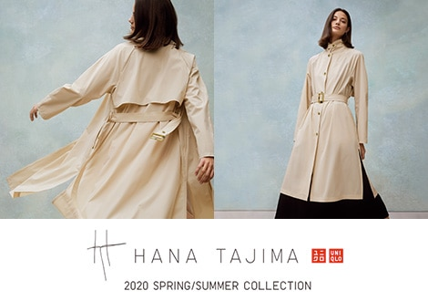 HANA TAJIMA SPRING SUMMER 2020 | AVAILABLE NOW