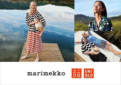 UNIQLO x Marimekko | JETZT ERHÄLTLICH