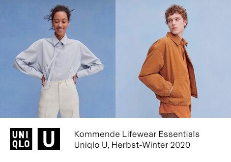 UNIQLO U HERBST/WINTER 2020 KOLLEKTION | JETZT ERHÄLTLICH