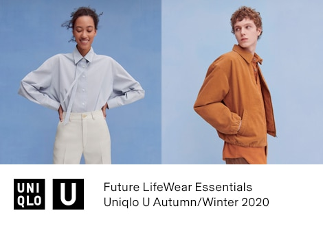 UNIQLO U AUTUMN-WINTER 2020 | AVAILABLE NOW