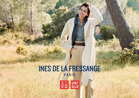 INES DE LA FRESSANGE | COLLECTION AH20