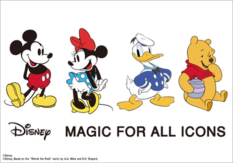 MAGIC FOR ALL ICONS | COLLECTION UT