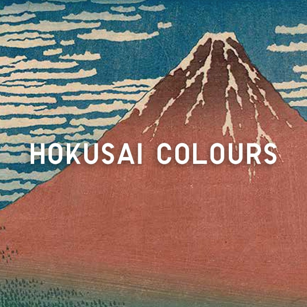 NEU | HOKUSAI COLOURS UT