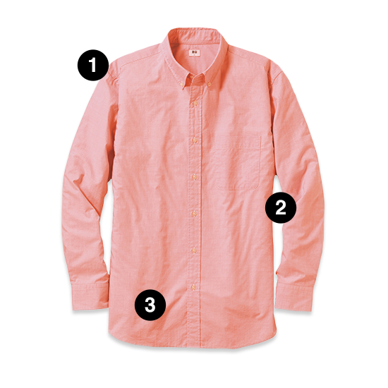 EFC BROADCLOTH SHIRT