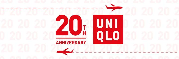 20TH ANNIVERSARY UNIQLO