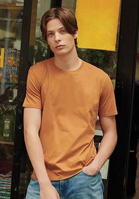 100% supima cotton t-shirts