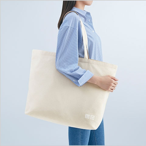 Feature: Our commitment to reducing single-use plastic  By minimizing waste and reducing its environmental footprint, UNIQLO is working to build a truly sustainable business.