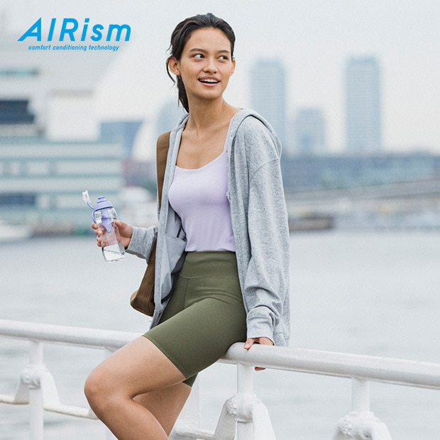 AIRism SOFT ACTIVE SHORTS