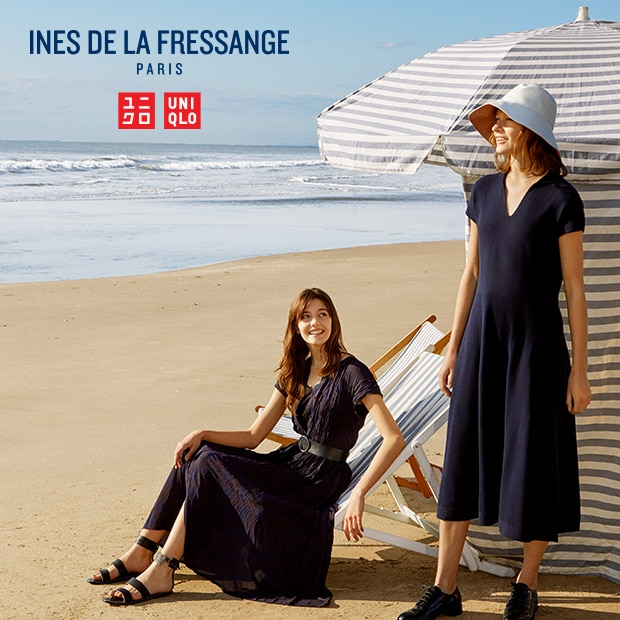 INES DE LA FRESSANGE | AVAILABLE NOW