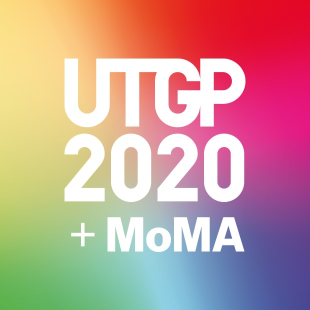 UTGP + MoMA | AVAILABLE FEBRUARY 26TH
