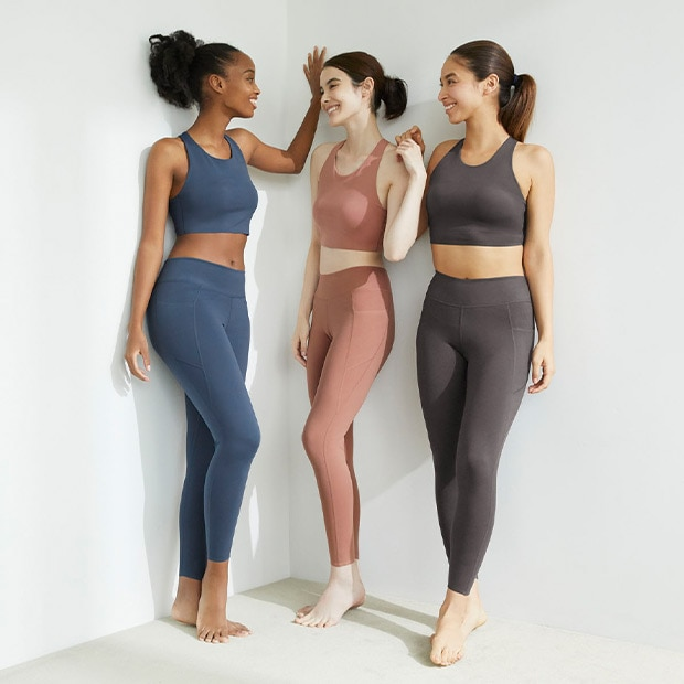 AIRISM UV PROTECTION SOFT ACTIVE LEGGINGS