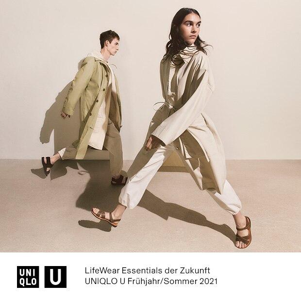 UNIQLO U FRÜHJAHR/SOMMER 2021 | DEMNÄCHST