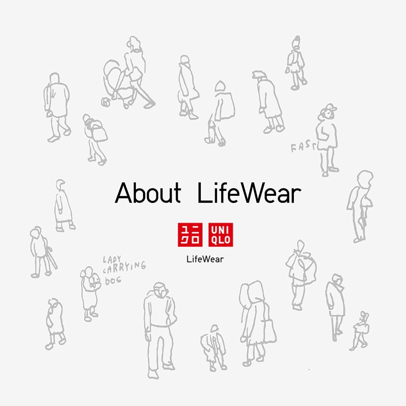 UNIQLO LIFEWEAR
