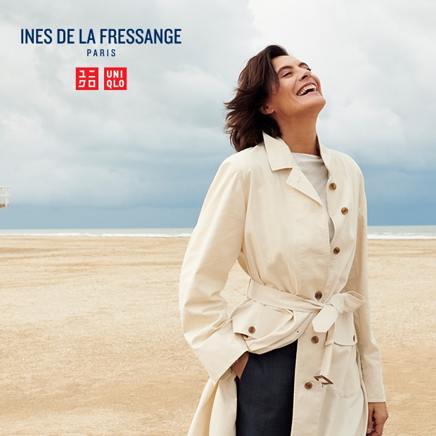 INES DE LA FRESSANGE | AVAILABLE FEBRUARY 18TH